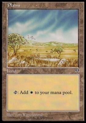 Mirage: Plains (D)