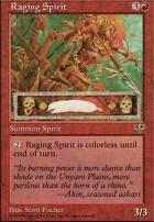 Mirage: Raging Spirit