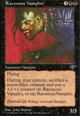 Mirage: Ravenous Vampire