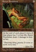 Mirage: Razor Pendulum