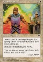 Mirage: Ritual of Steel