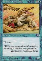 Mirage: Sandbar Crocodile