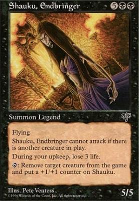 Mirage: Shauku, Endbringer