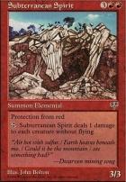 Mirage: Subterranean Spirit