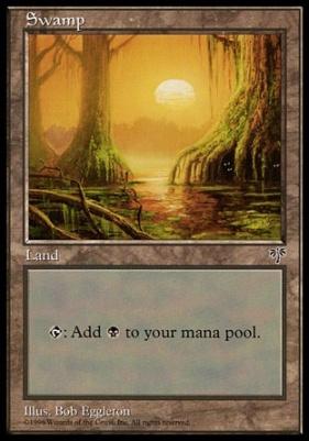 Mirage: Swamp (C)