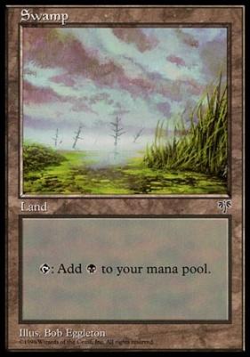 Mirage: Swamp (D)