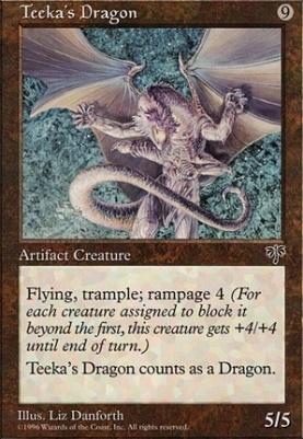 Mirage: Teeka's Dragon