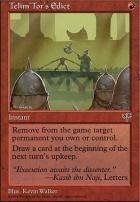 Mirage: Telim'Tor's Edict