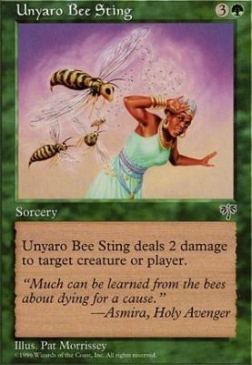 Mirage: Unyaro Bee Sting