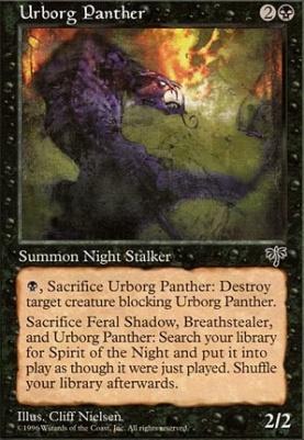 Mirage: Urborg Panther