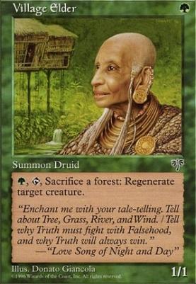 Mirage: Village Elder