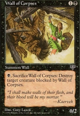 Mirage: Wall of Corpses