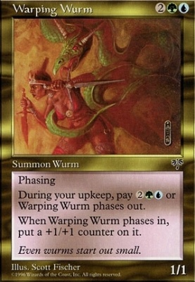 Mirage: Warping Wurm