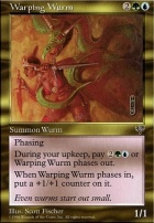 Mirage: Warping Wurm