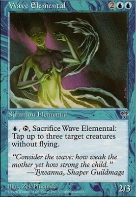 Mirage: Wave Elemental