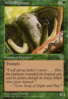 Mirage: Wild Elephant