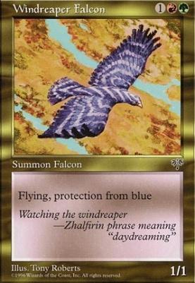 Mirage: Windreaper Falcon