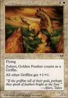 Mirage: Zuberi, Golden Feather