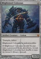 Mirrodin Besieged: Blightsteel Colossus
