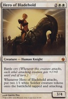 Mirrodin Besieged: Hero of Bladehold