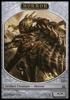 Mirrodin Besieged: Horror Token