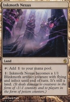 Mirrodin Besieged: Inkmoth Nexus