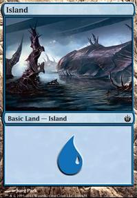 Mirrodin Besieged: Island (148 A)
