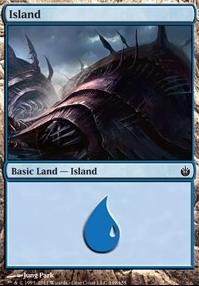 Mirrodin Besieged: Island (149 B)