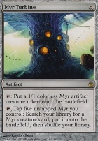 Mirrodin Besieged: Myr Turbine