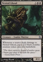 Mirrodin Besieged: Nested Ghoul