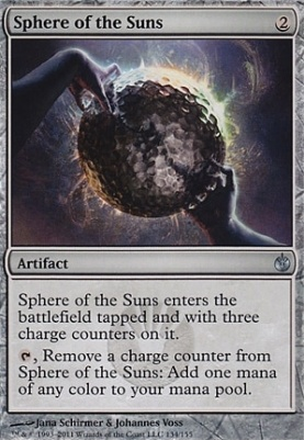 Mirrodin Besieged: Sphere of the Suns