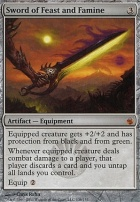 Mirrodin Besieged: Sword of Feast and Famine
