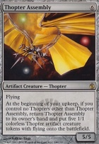 Mirrodin Besieged: Thopter Assembly