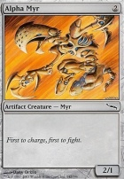 Mirrodin Foil: Alpha Myr