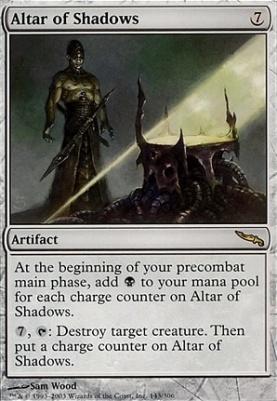 Mirrodin: Altar of Shadows