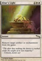 Mirrodin: Altar's Light