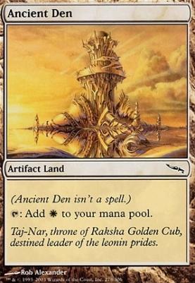 Mirrodin: Ancient Den