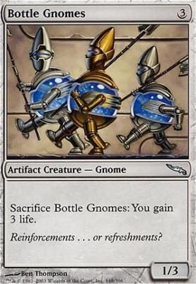 Mirrodin: Bottle Gnomes
