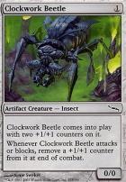 Mirrodin Foil: Clockwork Beetle