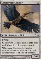 Mirrodin Foil: Clockwork Condor