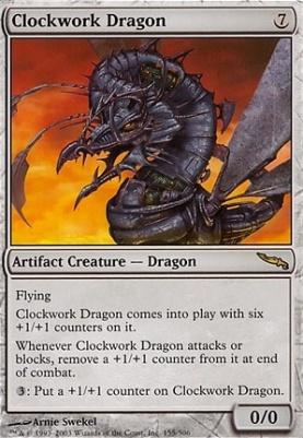 Mirrodin: Clockwork Dragon