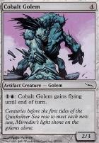 Mirrodin: Cobalt Golem
