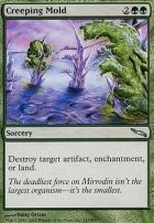 Mirrodin Foil: Creeping Mold