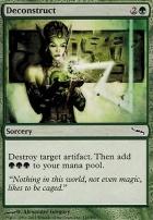 Mirrodin: Deconstruct