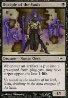 Mirrodin: Disciple of the Vault