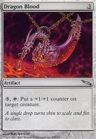 Mirrodin Foil: Dragon Blood