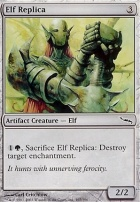 Mirrodin: Elf Replica