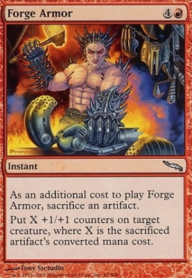 Mirrodin: Forge Armor