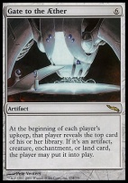 Mirrodin: Gate to the Aether