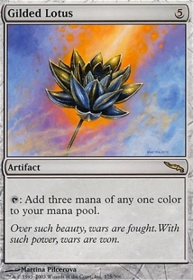 Mirrodin: Gilded Lotus